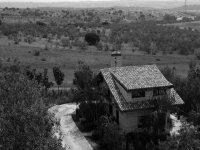 Cerro Tablado的鸟瞰图。