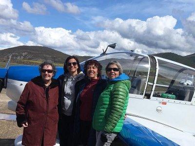 Volo aereo Ordesa National Park video HD