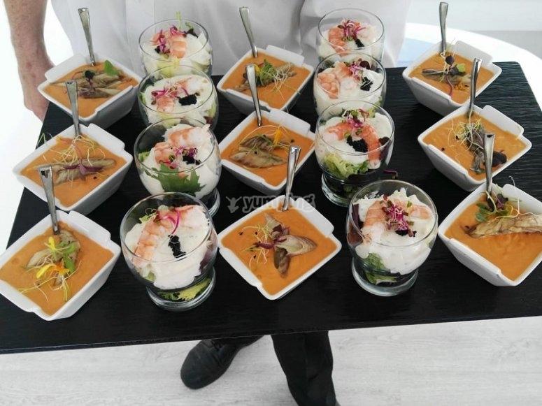 Delicioso catering