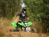 Disfruta con los quads