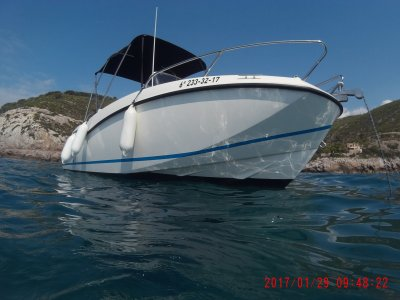 Motorboat Trip in Garraf Coast, 3 Hours