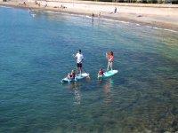 马拉加的划桨冲浪路线
