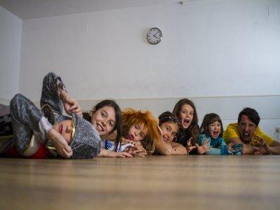 Campo di musica e danza 1 settimana Alcalá