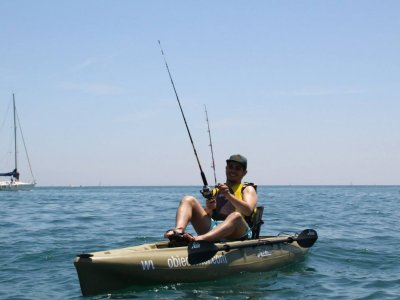 Hobie Center Barcelona Pesca