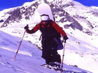Compañia de Guías de Bierge Snowboard