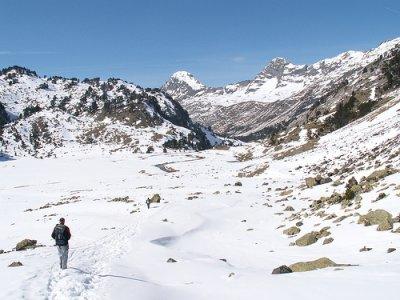 Compañia de Guías de Bierge Raquetas de Nieve
