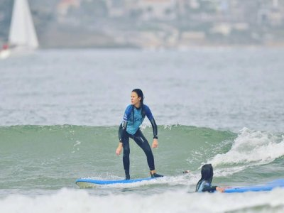 Surf Class in Loredo Beach, 2 Hours
