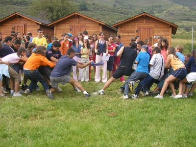 Adventure Camp, Villamanín de Tercia, 14 Days