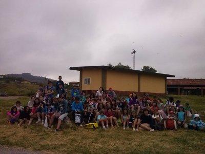 Campamento multiaventura en Villamanín 10 días