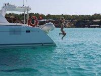disfruta de las aguas baleares