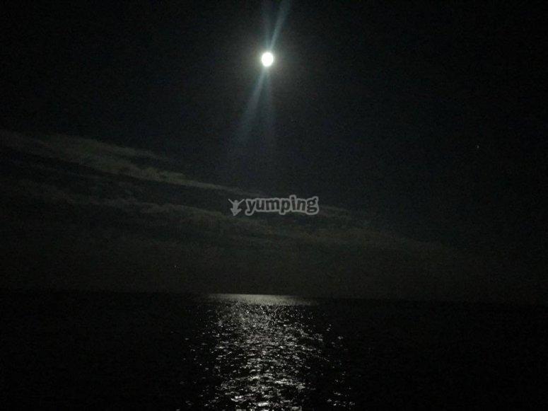 Noches a bordo de velero