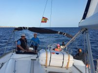 Sailboat Cruise from Barcelona to Mallorca, 7d