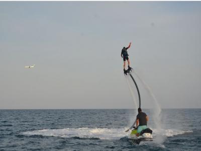 Flyboard a Lanzarote per 1 ora