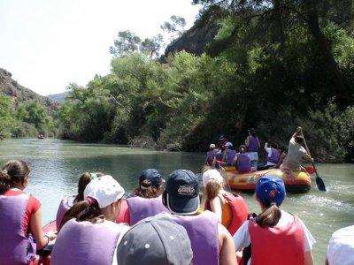 Ocioturix Murcia Rafting