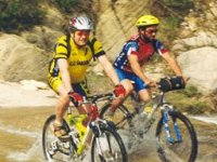 You will cycle through the Pyrenean high mountain landscapes