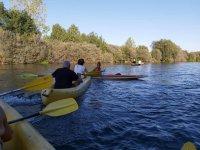 Ruta de los Chiringuitos en canoa