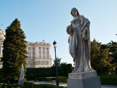 Visita guiada al Madrid de las Mujeres
