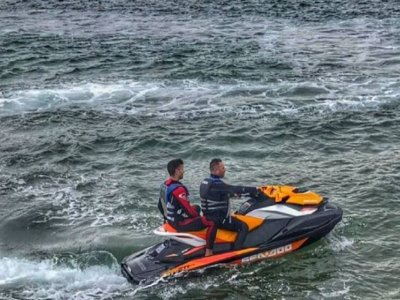 1h Jet Ski Excursion in Suances