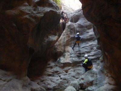 Garganta Verde有4小时的峡谷漂流
