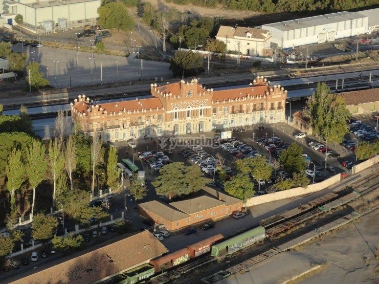 Stazione di Saragozza