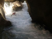 Very refreshing days in the water ravines