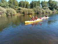 Ruta en canoa por Zamora