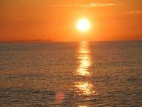 Puesta de sol Alicante