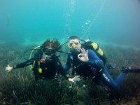 Diving Immersion in Cambrils Coast, Certified