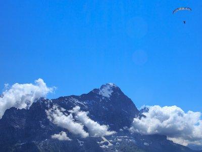 Volo in parapendio nella Sierra de Gredos 20 minuti