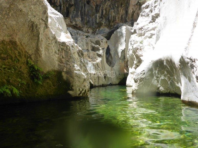 The prettiest ravine of Andalucia
