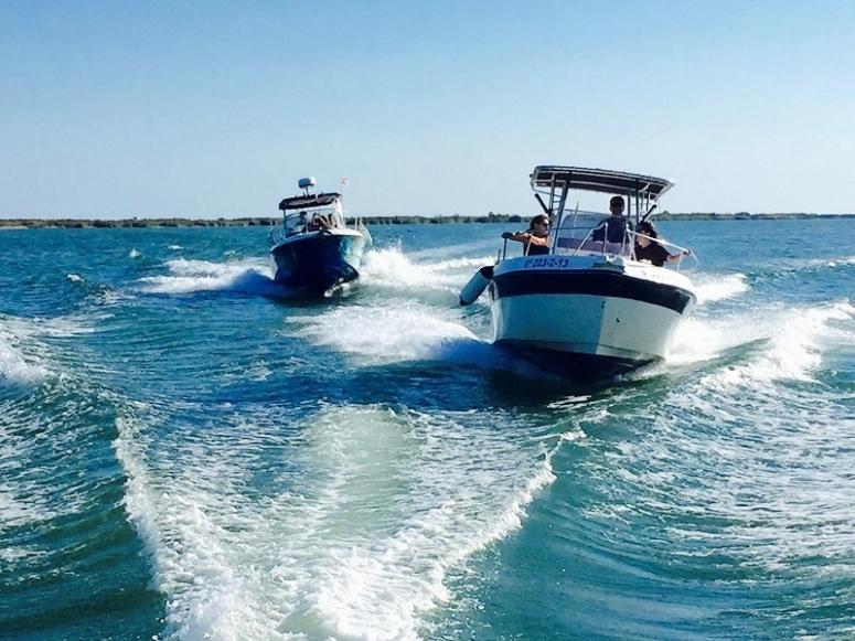 Barcos Key Largo 25