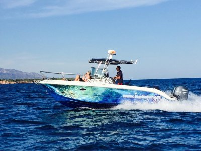 Noleggio barche Key Largo 25 PNB a Tarragona 4h
