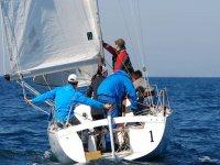 We teach you to sail