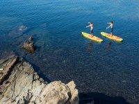 Clases de iniciación de paddle surf en Denia 1,5h