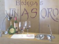 Exhibición y presentacion de los vino