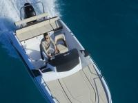 Navegando en golfo de L´Ampolla
