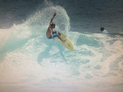 Clase de Surf  en Huelin 1 hora cada semana al mes