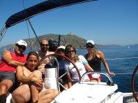 Attrezzatura per barche a vela