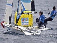 学习驾驶船只的活动,如帆船帆船