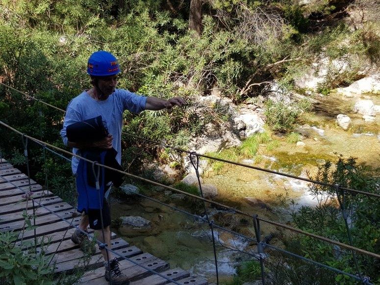 puente barranquismo