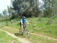 Recorridos en bicicleta
