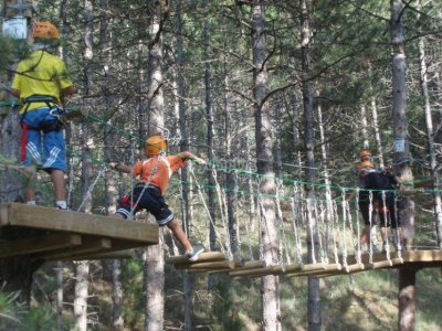 Circuito de Aventura Valdelagua Tirolina