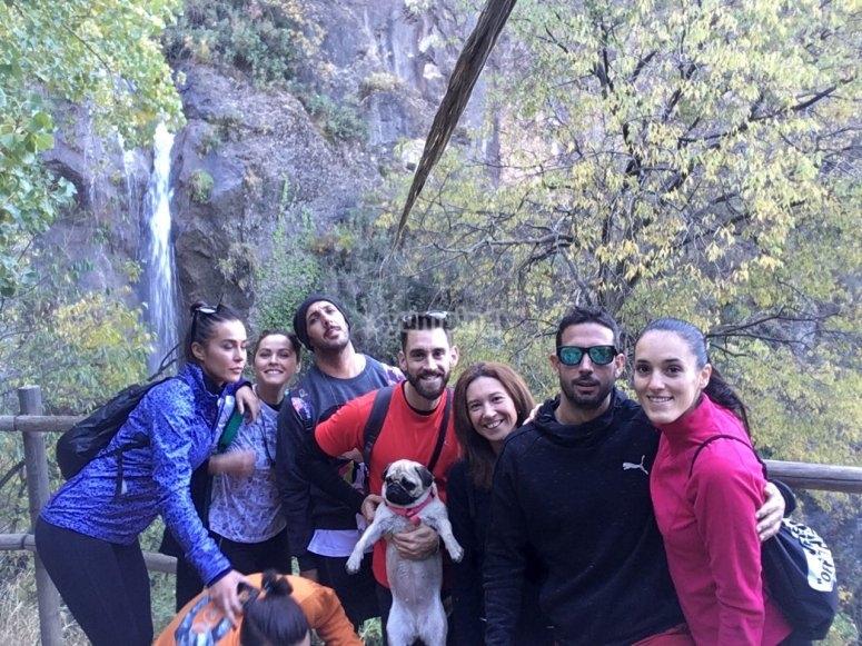 Ruta de trekking Los Cahorros