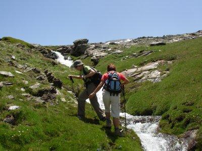 徒步Chorreras del Molinillo 4-5个小时