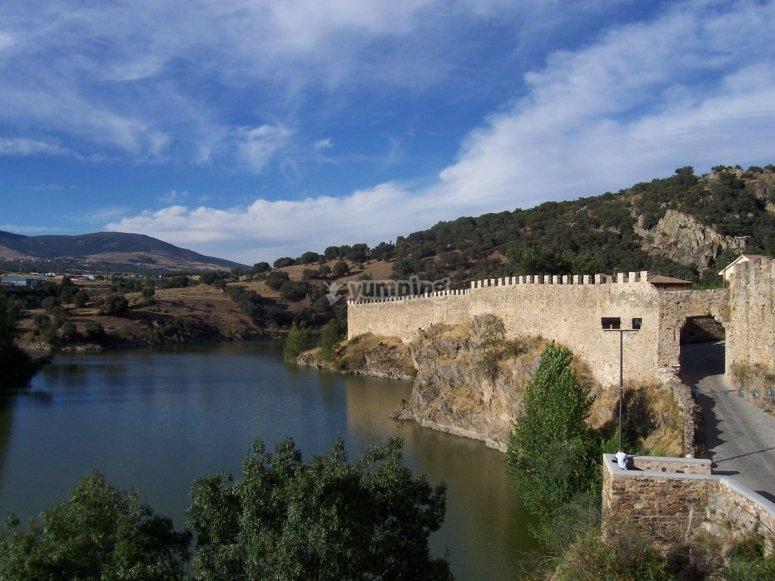 Buitrago bridge
