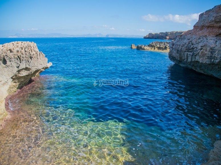 La increible isla de Formentera