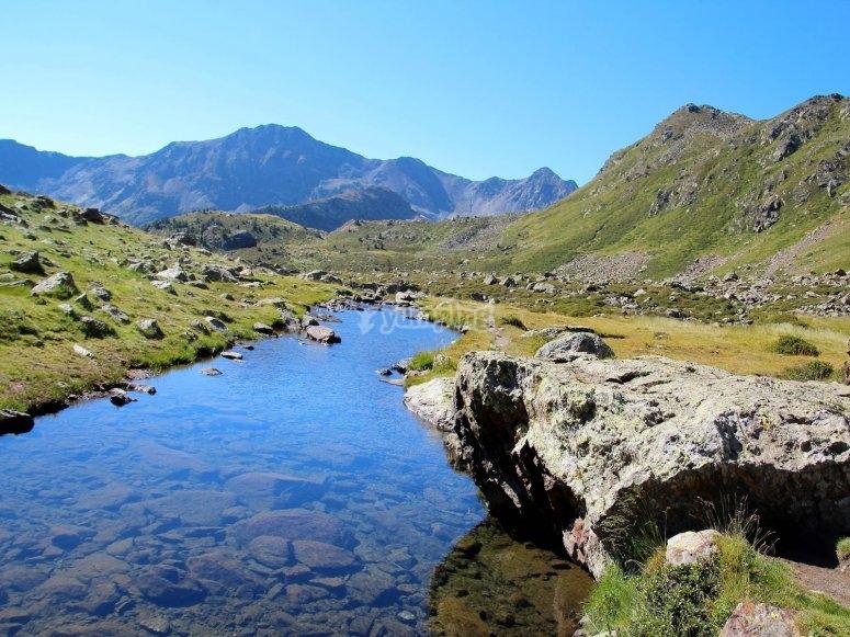 Increibles paisajes que ofrece Andorra