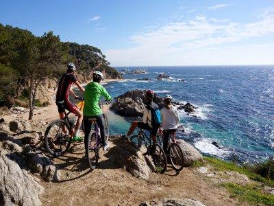 Cap Roig 4h自行车路线