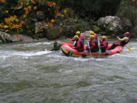 rapidos de rafting