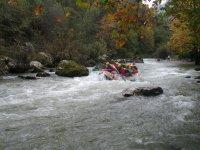 rapidos rafting